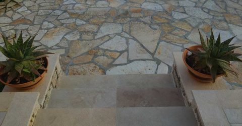 Brick & Stone Masonry Work