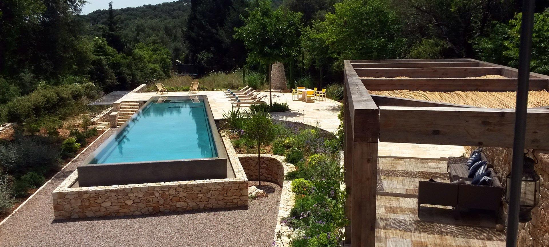Corfu Stone Constructions